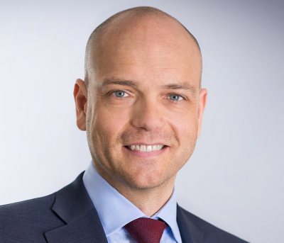 Luca Stäger, CEO Tertianum Management AG